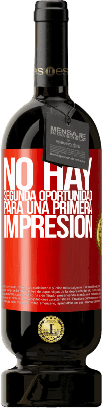 35,95 € Free Shipping | Red Wine Premium Edition MBS® Reserva There is no second chance for a first impression Red Label. Customizable label Reserva 12 Months Harvest 2013 Tempranillo