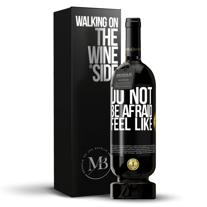 29,95 € Free Shipping | Red Wine Premium Edition MBS® Reserva Do not be afraid. Feel like Black Label. Customizable label Reserva 12 Months Harvest 2013 Tempranillo