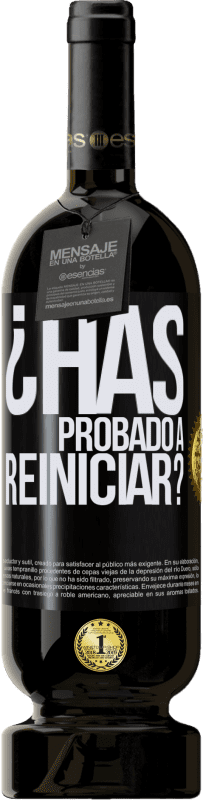 35,95 € Free Shipping | Red Wine Premium Edition MBS® Reserva have you tried restarting? Black Label. Customizable label Reserva 12 Months Harvest 2013 Tempranillo