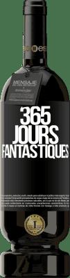 29,95 € Envoi gratuit | Vin rouge Édition Premium MBS® Reserva 365 jours fantastiques Étiquette Noire. Étiquette personnalisable Reserva 12 Mois Récolte 2013 Tempranillo