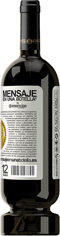 29,95 € Free Shipping | Red Wine Premium Edition MBS® Reserva If you don't work for your dreams, someone will find you to work for theirs White Label. Customizable label Reserva 12 Months Harvest 2013 Tempranillo