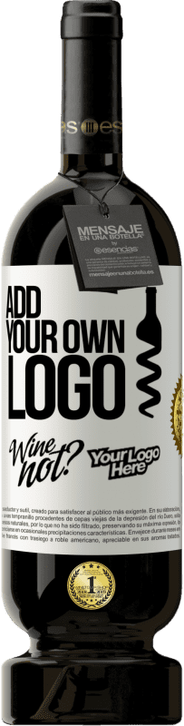 29,95 € Free Shipping | Red Wine Premium Edition MBS® Reserva Add your own logo Yellow Label. Customizable label Reserva 12 Months Harvest 2013 Tempranillo