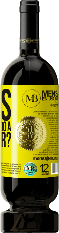 35,95 € Free Shipping | Red Wine Premium Edition MBS® Reserva have you tried restarting? Yellow Label. Customizable label Reserva 12 Months Harvest 2013 Tempranillo