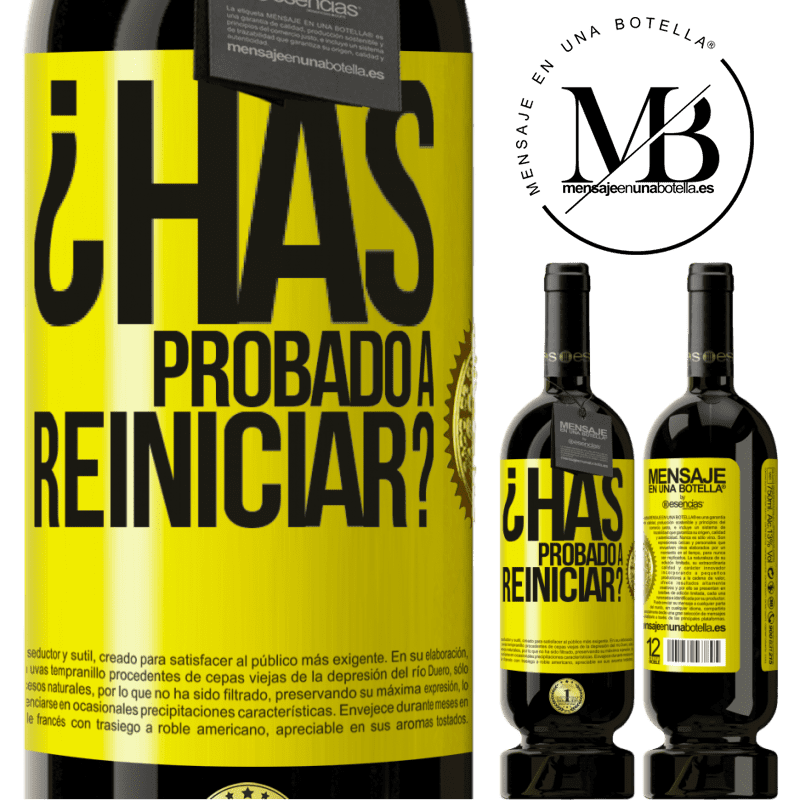 29,95 € Free Shipping | Red Wine Premium Edition MBS® Reserva have you tried restarting? Yellow Label. Customizable label Reserva 12 Months Harvest 2013 Tempranillo