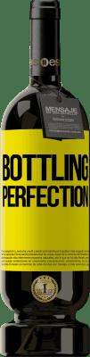24,95 € Envoi gratuit | Vin rouge Édition Premium RED MBS Bottling perfection Étiquette Jaune. Étiquette personnalisée I.G.P. Vino de la Tierra de Castilla y León Vieillissement en fûts de chêne 12 Mois Récolte 2016 Espagne Tempranillo