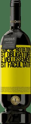 24,95 € Envoi gratuit | Vin rouge Édition Premium RED MBS L'âge de rotation est obligatoire, le vieillissement est facultatif Étiquette Jaune. Étiquette personnalisée I.G.P. Vino de la Tierra de Castilla y León Vieillissement en fûts de chêne 12 Mois Récolte 2016 Espagne Tempranillo