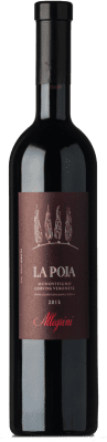 104,95 € Free Shipping | Red wine Allegrini La Poja I.G.T. Veronese Veneto Italy Corvina Bottle 75 cl