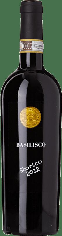 59,95 € Free Shipping   Red wine Basilisco Storico D.O.C.G. Aglianico del Vulture Superiore Basilicata Italy Aglianico Bottle 75 cl