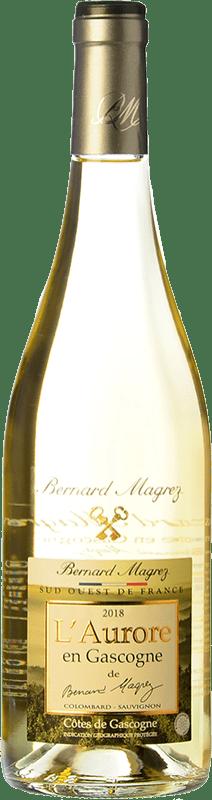10,95 € Free Shipping   White wine Bernard Magrez L'Aurore en Gascogne I.G.P. Vin de Pays Côtes de Gascogne France Sauvignon White, San Colombano Bottle 75 cl