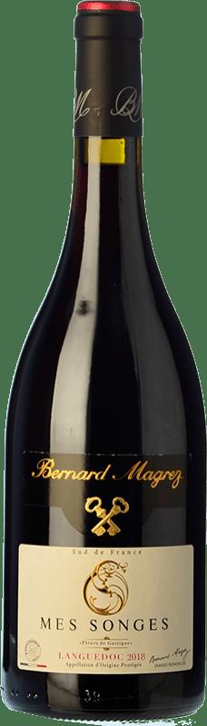 9,95 € Free Shipping   Red wine Bernard Magrez Mes Songes Roble I.G.P. Vin de Pays Languedoc Languedoc France Syrah, Grenache, Carignan, Mourvèdre Bottle 75 cl