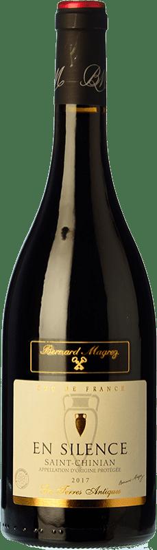 10,95 € Free Shipping   Red wine Bernard Magrez En Silence Joven I.G.P. Vin de Pays Languedoc Languedoc France Syrah, Carignan, Mourvèdre, Gargollassa Bottle 75 cl