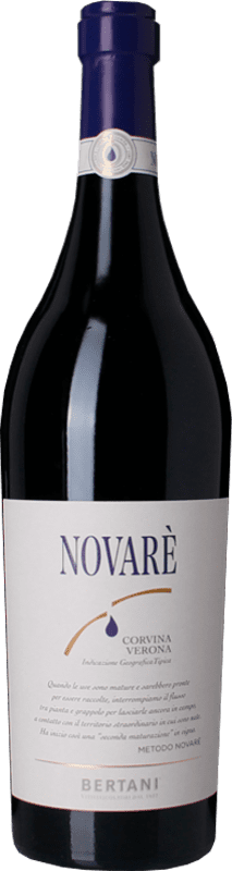 12,95 € Free Shipping   Red wine Bertani Novarè I.G.T. Veronese Veneto Italy Corvina Bottle 75 cl
