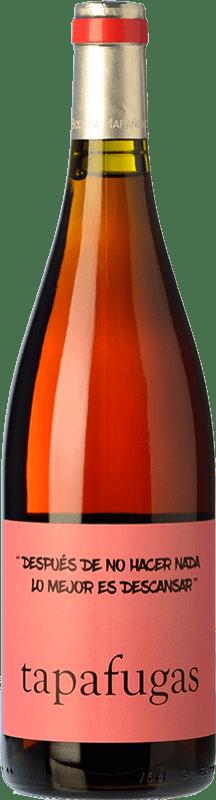 14,95 € Free Shipping | Rosé wine Marañones Tapafugas Rosado D.O. Vinos de Madrid Madrid's community Spain Grenache, Albillo Bottle 75 cl