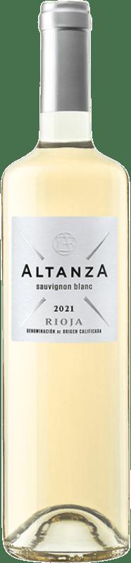 8,95 € Free Shipping   White wine Altanza Blanco D.O.Ca. Rioja The Rioja Spain Viura, Sauvignon White Bottle 75 cl