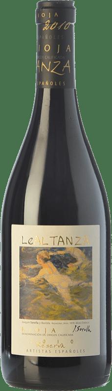 41,95 € Free Shipping   Red wine Altanza Lealtanza Colección Sorolla Reserva D.O.Ca. Rioja The Rioja Spain Tempranillo Bottle 75 cl