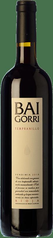 7,95 € Free Shipping   Red wine Baigorri Roble D.O.Ca. Rioja The Rioja Spain Tempranillo Bottle 75 cl
