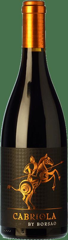 12,95 € Free Shipping   Red wine Borsao Cabriola Crianza D.O. Campo de Borja Spain Syrah, Grenache, Mazuelo Bottle 75 cl