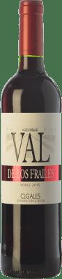 6,95 € Free Shipping   Red wine Valdelosfrailes Roble D.O. Cigales Castilla y León Spain Tempranillo Bottle 75 cl