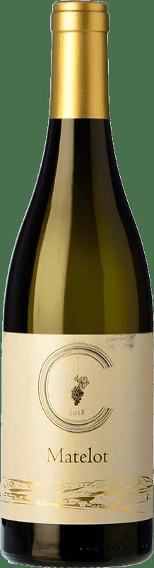 12,95 € Free Shipping   White wine Uribes Madero Matelot Crianza D.O.P. Vino de Pago Calzadilla Spain Grenache White Bottle 75 cl