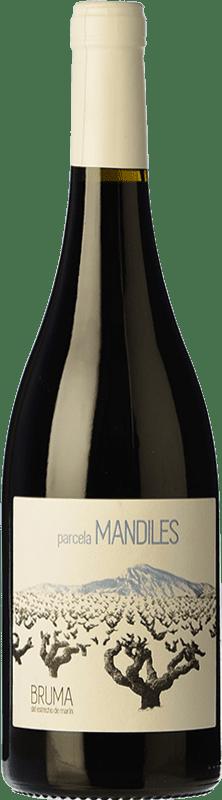 28,95 € Free Shipping | Red wine Bruma del Estrecho Parcela Mandiles Roble D.O. Jumilla Castilla la Mancha Spain Monastrell Bottle 75 cl