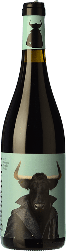 6,95 € Free Shipping   Red wine Canopy Ganadero Tinto Roble D.O. Méntrida Spain Grenache Bottle 75 cl