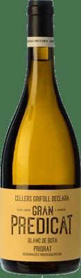 31,95 € Free Shipping | White wine Grifoll Declara Gran Predicat Blanc Crianza D.O.Ca. Priorat Catalonia Spain Grenache White Bottle 75 cl