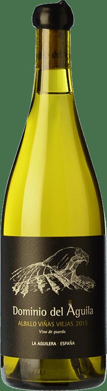 59,95 € Free Shipping   White wine Dominio del Águila Viñas Viejas Crianza Spain Albillo Bottle 75 cl