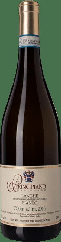 19,95 € Free Shipping   White wine Ferdinando Principiano Bianco 750 m s.l.m. D.O.C. Langhe Piemonte Italy Timorasso Bottle 75 cl