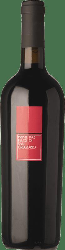 10,95 € Free Shipping   Red wine Feudi di San Gregorio D.O.C. Primitivo di Manduria Puglia Italy Primitivo Bottle 75 cl