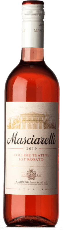 9,95 € Free Shipping | Rosé wine Masciarelli Rosato I.G.T. Colline Teatine Abruzzo Italy Montepulciano Bottle 75 cl