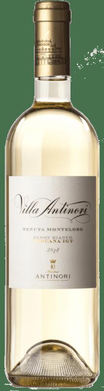 17,95 € Free Shipping   White wine Pèppoli I.G.T. Toscana Tuscany Italy Pinot White Bottle 75 cl