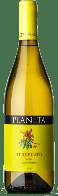12,95 € Free Shipping   White wine Planeta Terebinto D.O.C. Menfi Sicily Italy Grillo Bottle 75 cl
