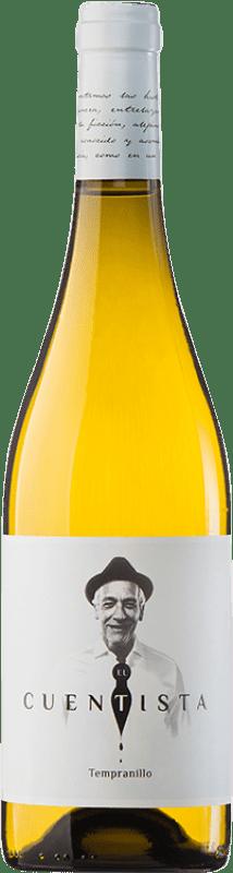 16,95 € Free Shipping | White wine Ventosilla PradoRey El Cuentista Crianza I.G.P. Vino de la Tierra de Castilla y León Castilla y León Spain Tempranillo Bottle 75 cl