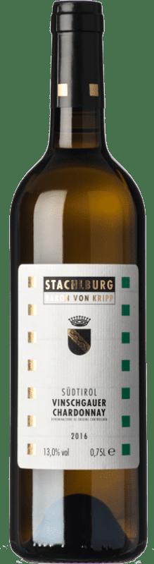 18,95 € Free Shipping   White wine Stachlburg D.O.C. Alto Adige Trentino-Alto Adige Italy Chardonnay Bottle 75 cl