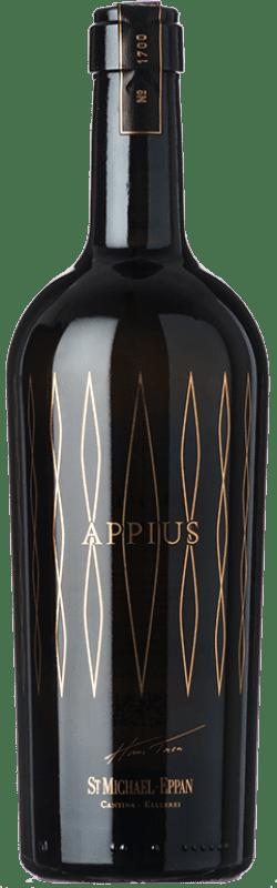 108,95 € Free Shipping   White wine St. Michael-Eppan Appius Bianco D.O.C. Alto Adige Trentino-Alto Adige Italy Chardonnay, Pinot Grey, Pinot White, Sauvignon Bottle 75 cl