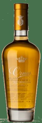 87,95 € Free Shipping | Sweet wine Ornellaia Ornus Vendemmia Tardiva I.G.T. Costa Toscana Tuscany Italy Petit Manseng Half Bottle 37 cl