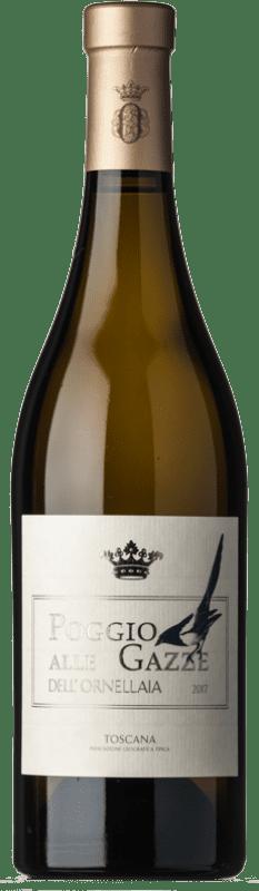 41,95 € Free Shipping | White wine Ornellaia Poggio alle Gazze Bianco I.G.T. Toscana Tuscany Italy Viognier, Sauvignon, Vermentino, Verdicchio Bottle 75 cl