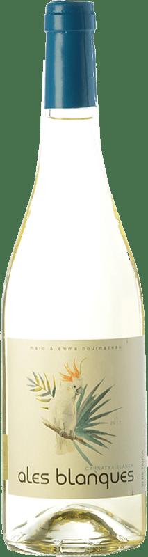 13,95 € Free Shipping   White wine Terra Remota Ales Blanques Crianza D.O. Catalunya Catalonia Spain Grenache White Bottle 75 cl