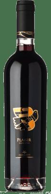 18,95 € Free Shipping | Sweet wine Zaccagnini Passito Rosso Plaisir I.G.T. Colline Pescaresi Abruzzo Italy Montepulciano Medium Bottle 50 cl
