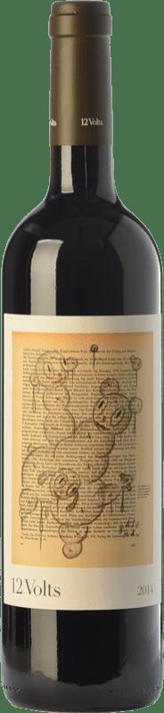 18,95 € Free Shipping | Red wine 4 Kilos 12 Volts Crianza I.G.P. Vi de la Terra de Mallorca Balearic Islands Spain Merlot, Syrah, Cabernet Sauvignon, Callet, Fogoneu Bottle 75 cl