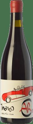 19,95 € Envío gratis | Vino tinto 4 Monos Crianza D.O. Vinos de Madrid Comunidad de Madrid España Cariñena Botella 75 cl