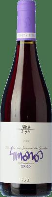 12,95 € Kostenloser Versand | Rotwein 4 Monos Joven D.O. Vinos de Madrid Gemeinschaft von Madrid Spanien Syrah, Grenache Flasche 75 cl