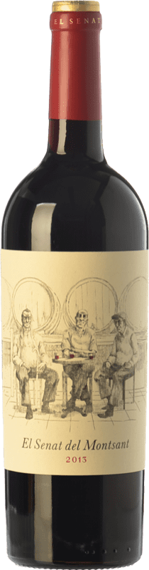 14,95 € Envoi gratuit   Vin rouge 7 Magnífics El Senat del Montsant Joven D.O. Montsant Catalogne Espagne Syrah, Grenache, Carignan Bouteille 75 cl