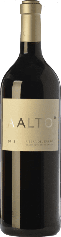 149,95 € Envío gratis   Vino tinto Aalto Reserva D.O. Ribera del Duero Castilla y León España Tempranillo Botella Jéroboam-Doble Mágnum 3 L