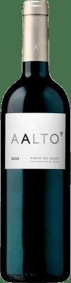 43,95 € Free Shipping | Red wine Aalto Reserva D.O. Ribera del Duero Castilla y León Spain Tempranillo Bottle 75 cl