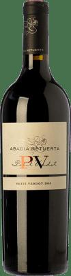 117,95 € Envío gratis   Vino tinto Abadía Retuerta Reserva I.G.P. Vino de la Tierra de Castilla y León Castilla y León España Petit Verdot Botella 75 cl
