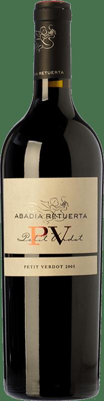 117,95 € Envoi gratuit | Vin rouge Abadía Retuerta Reserva I.G.P. Vino de la Tierra de Castilla y León Castille et Leon Espagne Petit Verdot Bouteille 75 cl