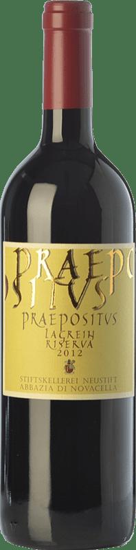 26,95 € Free Shipping | Red wine Abbazia di Novacella Langrein Praepositus D.O.C. Alto Adige Trentino-Alto Adige Italy Lagrein Bottle 75 cl