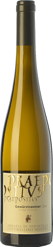 17,95 € Envoi gratuit | Vin blanc Abbazia di Novacella Praepositus D.O.C. Alto Adige Trentin-Haut-Adige Italie Gewürztraminer Bouteille 75 cl