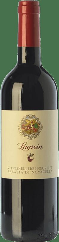 11,95 € Free Shipping | Red wine Abbazia di Novacella D.O.C. Alto Adige Trentino-Alto Adige Italy Lagrein Bottle 75 cl